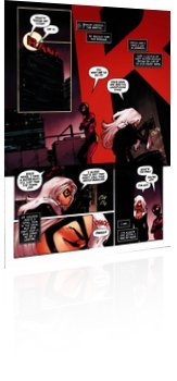 Marvel Comics: Black Cat - Issue # 8 Page 3
