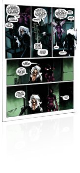 Marvel Comics: Black Cat - Issue # 8 Page 6