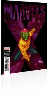 Marvel Comics: Marvels X - Issue # 1 Cover