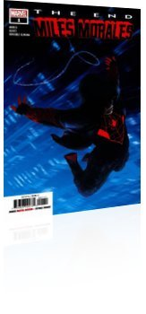 Marvel Comics: Miles Morales: The End - Issue # 1 Cover