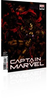 Marvel Comics: Captain Marvel - Issue # 14 Cover