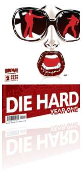 BOOM! Studios: Die Hard: Year One - Issue # 2 Cover A