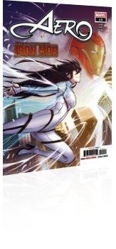 Marvel Comics: Aero - Issue # 10 Cover