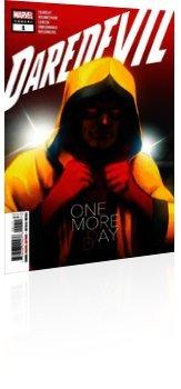 Marvel Comics: Daredevil - Annual # 1 Cover