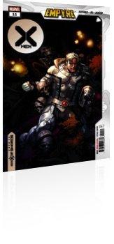 Marvel Comics: X-Men - Issue # 11 Cover