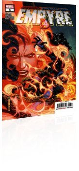 Marvel Comics: Empyre - Issue # 6 Cover