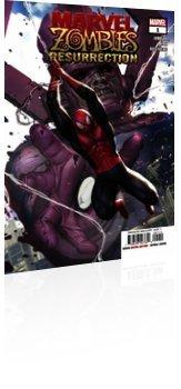 Marvel Comics: Marvel Zombies: Resurrection - Issue # 1 Cover
