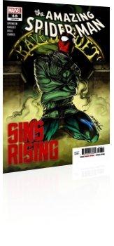 Marvel Comics: Amazing Spider-Man - Issue # 48 Cover