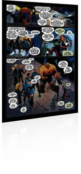 Marvel Comics: Empyre: Fallout - Fantastic Four - Issue # 1 Page 6