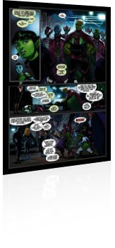 Marvel Comics: Empyre: Fallout - Fantastic Four - Issue # 1 Page 7