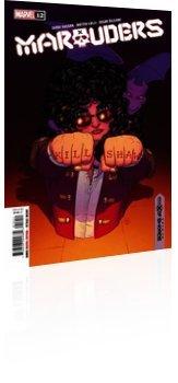 Marvel Comics: Marauders - Issue # 12 Cover