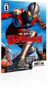 Marvel Comics: Ultraman: Rise of Ultraman - Issue # 1 Cover