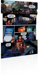 Marvel Comics: Ultraman: Rise of Ultraman - Issue # 1 Page 8