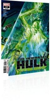Marvel Comics: Immortal Hulk  - Issue # 37 Cover