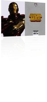 Marvel Comics: Iron Man - Issue # 1 Cover