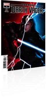Marvel Comics: Star Wars: Darth Vader - Issue # 5 Cover
