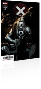 Marvel Comics: X-Men - Issue # 12 Cover