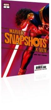 Marvel Comics: Marvels Snapshots: X-Men - Issue # 1 Cover