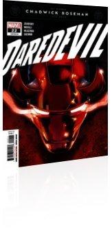Marvel Comics: Daredevil - Issue # 22 Cover