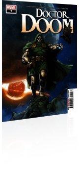 Marvel Comics: Doctor Doom - Issue # 7 Cover