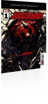 Marvel Comics: Juggernaut - Issue # 1 Cover
