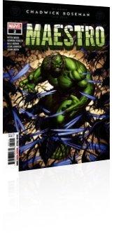 Marvel Comics: Maestro - Issue # 2 Cover
