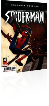 Marvel Comics: Spider-Man - Issue # 4 Cover