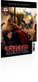 Marvel Comics: Thor - Issue # 8 Cover