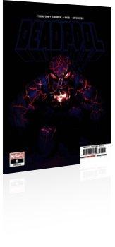 Marvel Comics: Deadpool - Issue # 8 Cover