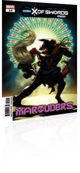 Marvel Comics: Marauders - Issue # 14 Cover