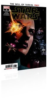 Marvel Comics: Star Wars - Issue # 8 Cover