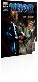 Marvel Comics: Thor - Issue # 9 Cover