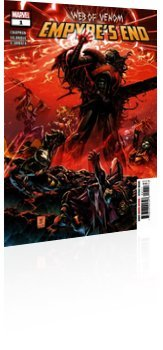 Marvel Comics: Web of Venom: Empyre's End - Issue # 1 Cover