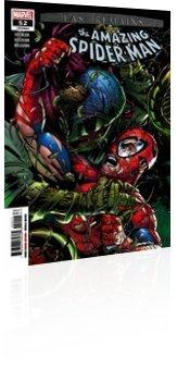 Marvel Comics: Amazing Spider-Man - Issue # 52 Cover