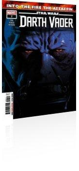 Marvel Comics: Star Wars: Darth Vader - Issue # 7 Cover