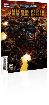 Marvel Comics: Warhammer 40000: Marneus Calgar - Issue # 2 Cover