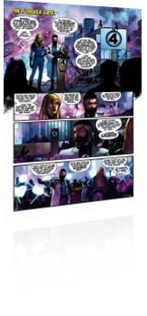 Marvel Comics: Fantastic Four - Issue # 26 Page 3