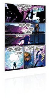 Marvel Comics: Fantastic Four - Issue # 26 Page 4