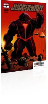 Marvel Comics: Juggernaut - Issue # 3 Cover
