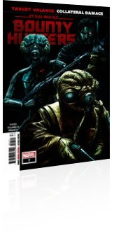 Marvel Comics: Star Wars: Bounty Hunters - Issue # 7 Cover