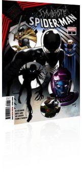 Marvel Comics: Symbiote Spider-Man: King in Black - Issue # 1 Cover
