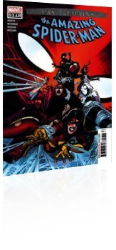 Marvel Comics: Amazing Spider-Man - Issue # 53lr Cover