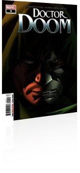 Marvel Comics: Doctor Doom - Issue # 9 Cover