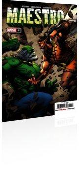 Marvel Comics: Maestro - Issue # 4 Cover