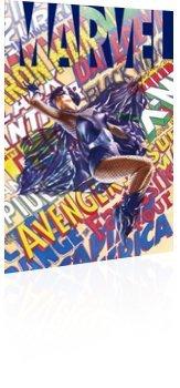 Marvel Comics: Marvel - Issue # 2 Cover