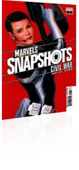 Marvel Comics: Marvels Snapshots: Civil War - Issue # 1 Cover
