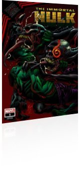 Marvel Comics: King in Black: Immortal Hulk - Issue # 1 Page 1