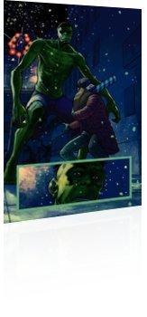 Marvel Comics: King in Black: Immortal Hulk - Issue # 1 Page 6