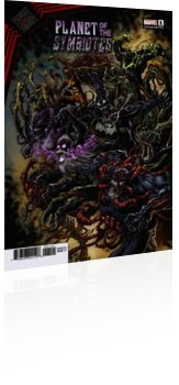 Marvel Comics: King in Black: Planet of the Symbiotes - Issue # 1 Page 1