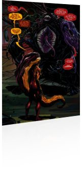 Marvel Comics: King in Black: Planet of the Symbiotes - Issue # 1 Page 3